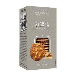 Biscoitos Peanut Crunch VERDUIJNS 75g