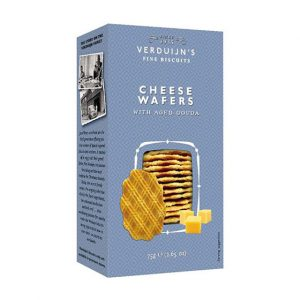 VERDUIJNS Cheese Wafers with aged Gouda 75g