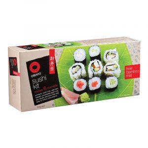 Kit para Sushi Obento 540g