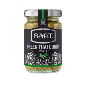 Pasta de Caril Verde Bart Spices 90g