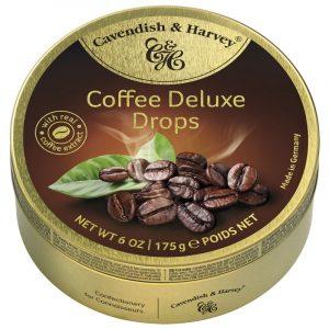 Rebuçados de Café em Lata Cavendish & Harvey 175g