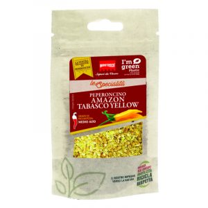 Saqueta de Tabasco Amazon Amarelo Montosco 20g