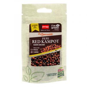 Saqueta de Pimenta Kampot Vermelha Montosco 33g