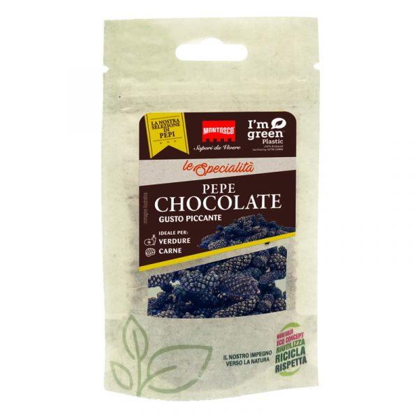 Saqueta de Pimenta Chocolate Montosco 21g