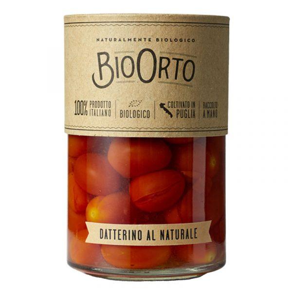 Tomate Cereja Datterini Biológico BioOrto 360g