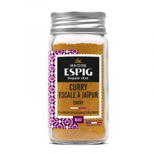 Maison Espig Organic Jaipur Curry 37g