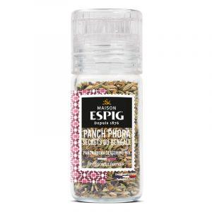 Mistura de Especiarias Panch Phora Maison Espig 45g