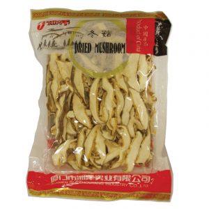 Cogumelos Chineses Fatiados Zhouyang 100g