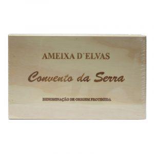 Ameixa D'Elvas DOP Confitada em Caixa de Madeira Convento da Serra 1kg