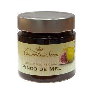 Compota de Figo Pingo de Mel Convento da Serra 200g