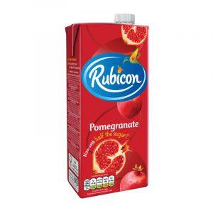 Bebida de Sumo de Romã Rubicon 1L