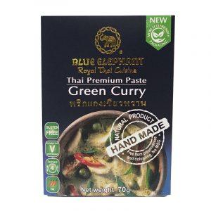 Pasta de Caril Verde Blue Elephant 70g