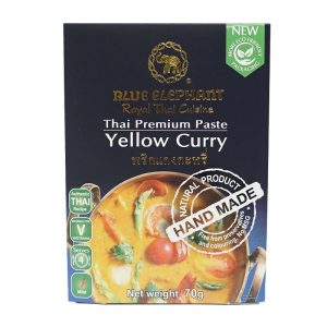 Pasta de Caril Amarelo Blue Elephant 70g
