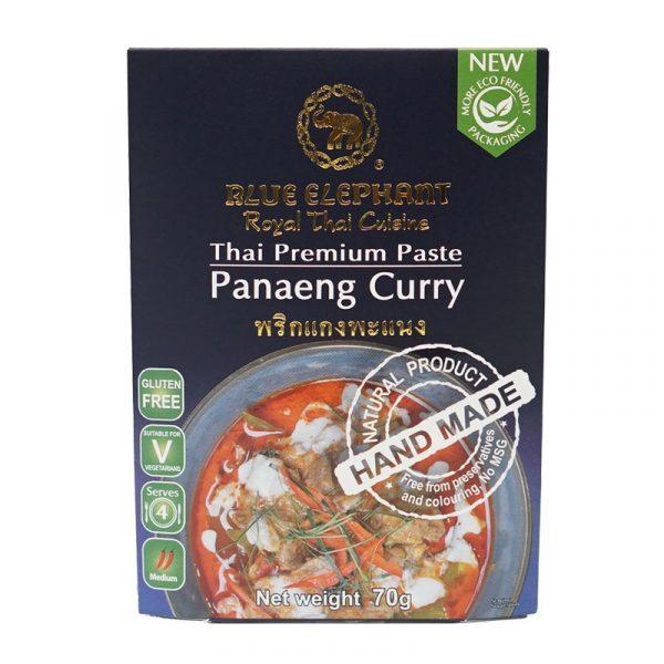 Pasta de Caril Paneang Blue Elephant 70g