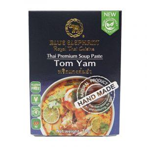 Pasta de Sopa Tom Yam Blue Elephant 70g