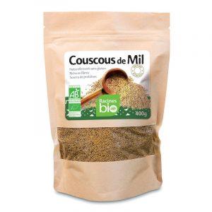 Cuscuz de Millet Racines BIO 400g