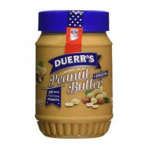 Manteiga de Amendoim Suave Duerr's 340g