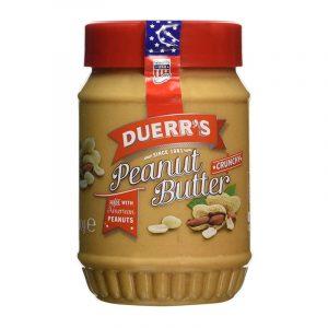 Manteiga de Amendoim Crocante Duerr's 340g
