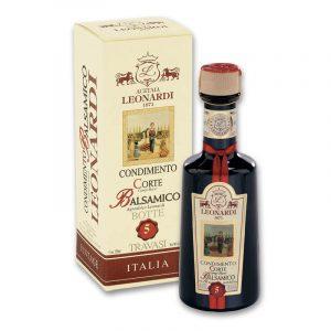 Leonardi Balsamic Condiment Corte Serie 5 250ml