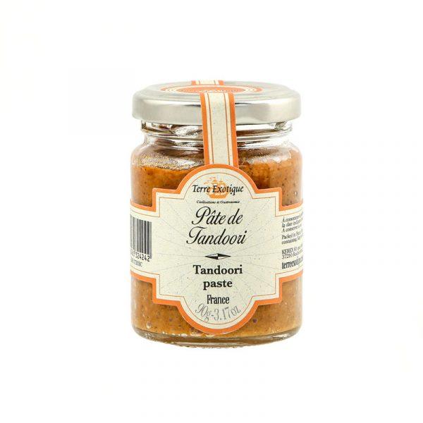 Pasta Tandoori de França Terre Exotique 90g