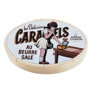 Caramelos da Bretanha em Caixa Oval La Maison Armorine 300g