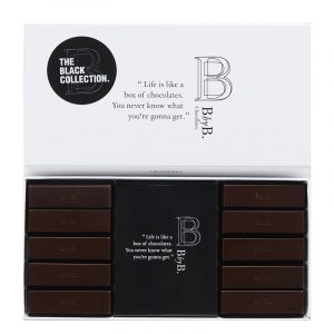 Chocolate Mix 10 Preto BbyB Chocolates 110g