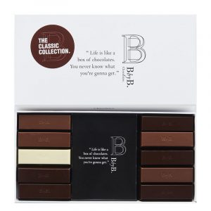 Chocolate Mix 10 Clássico BbyB Chocolates 110g
