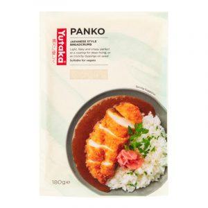 Panko Breadcrumbs - Pão Ralado Estilo Japonês Yutaka 180g