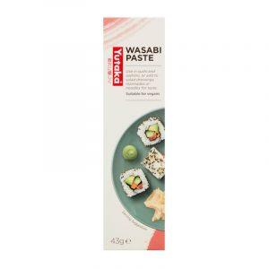 Wasabi em Pasta Yutaka 43g