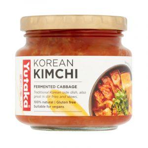 Molho Kimchi Coreano Natural Yutaka 215g