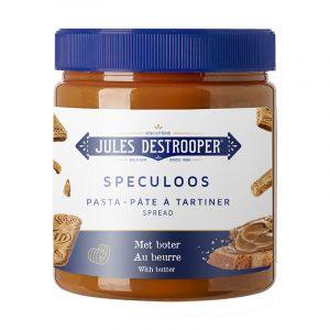 Pasta de Biscoitos Caramelizados Speculoos Jules Destrooper 250g