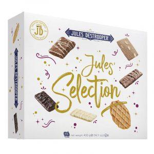 Conjunto Selection Jules Destrooper 400g